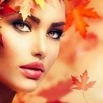 Okładka Jesienny makijaż
