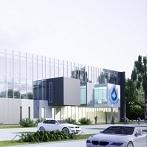 Okładka Hala produkcyjna z budynkiem biurowym OLEOFARM
