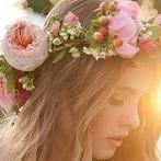 Okładka Kwiaty we Włosach