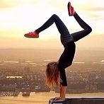 Okładka Gimnastyka artystyczna