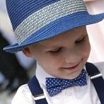 Okładka Mały dżentelmen na ślubie/weselu