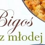 Okładka Bigos. Młoda kapusta