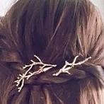 Okładka Ozdoby do włosów