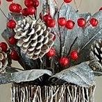 Okładka Boże Narodzenie dekoracje