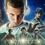 Okładka Stranger Things