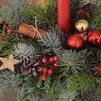 Okładka Dekoracje bożonarodzeniowe