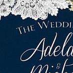 Okładka Zaproszenia ślubne, pomysły i inspiracje.
