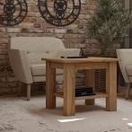 Okładka ławy i stoliki kawowe drewniane sosnowe