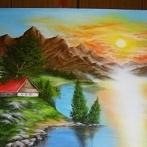 Okładka Malowanie - Moje