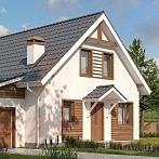 Okładka domy