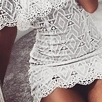 Okładka Sukienka na LATO