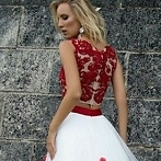 Okładka suknie