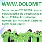 Okładka Narty i Snowboard - Dolomity