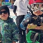 Okładka Kids on Snow