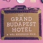 Okładka Grand Budapest Hotel