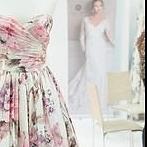 Okładka Sukienki w kwiaty