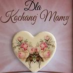 Okładka Porcelanowe serce w ramce dla mamy