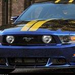 Okładka Blue Angels Mustang 5.0