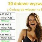 Okładka fitness