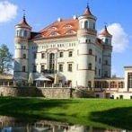 Okładka Luksusowe Dwory i Pałace