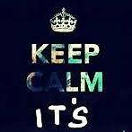 Okładka Keep Calm