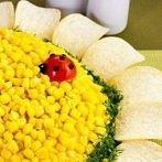 Okładka jedzenie sałatki i surowki