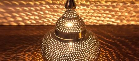 Okładka Wnętrze w stylu arabskim