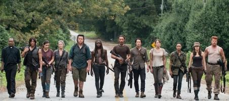 Okładka The Walking Dead