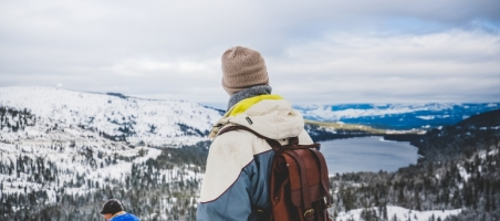 Okładka Zimowe inspiracje