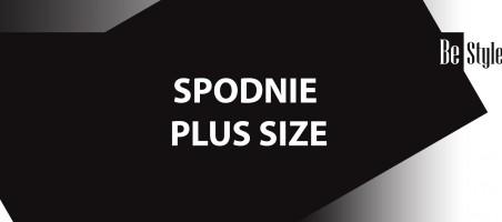 Okładka Spodnie Plus Size