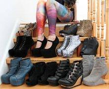 lubię takie buty :D