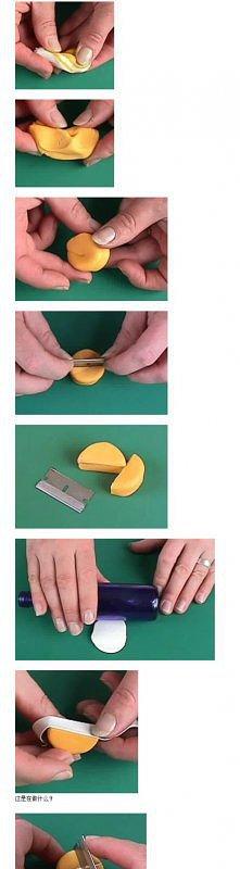 Jak zrobić mandarynkę
