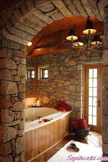 Mieć taką łazienkę...ahh:)