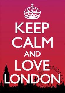 LOVE LONDON!!!