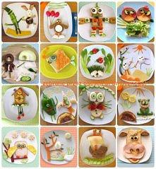 Pomysłowe kanapki dla dzieci