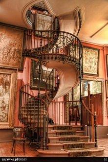 Bajeczne są te schody:)