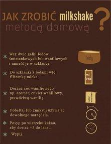 milkshake :)