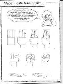 Jak narysować dłonie...