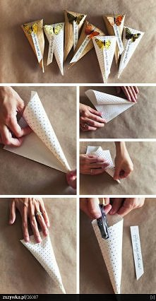 prezent trójkąt