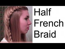 Belinda Peregrin half french braid - hairstyles for long hair & hairs...