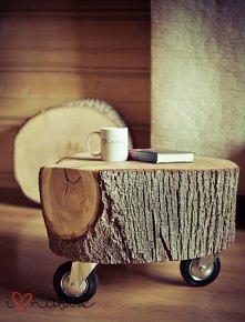 nasz nowy stolik kawowy:)