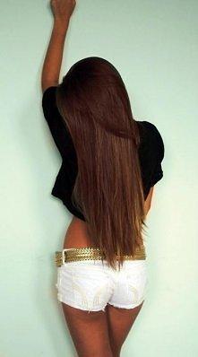 Piękne włosy... Tylko jak sprawić, żeby cały czas były takie zdrowe? :(