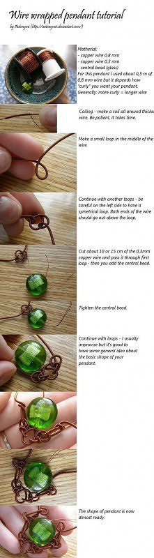wire wrapping 4