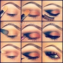 idealne dla wązkich oczu