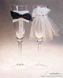 ślubne szampanówki