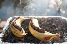 czekolada w bananie