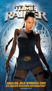 Lara Croft. Tomb Raider