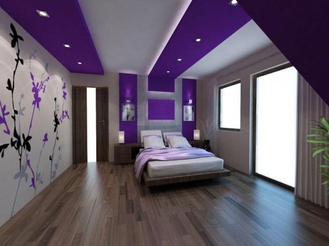 sypialnia fiolet na sypialnia zszywkapl