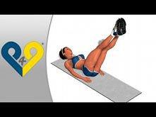 Ćwiczenia płaski brzuch, ja...