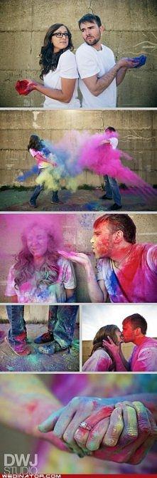 zawirowal świat tysiącem barw